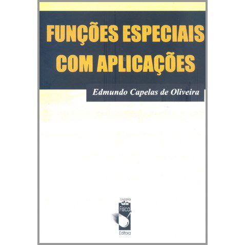 funcoes-especiais-com-aplicacoes-editora-livraria-da-fisica-858832542x
