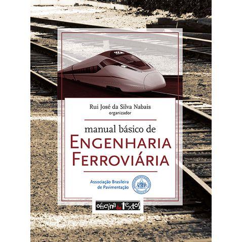 Manual básico de Engenharia Ferroviária - Oficina de Texto c754ad6e92