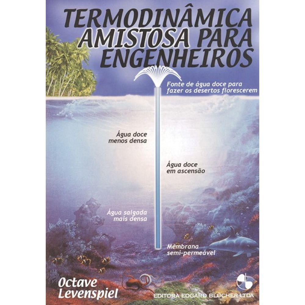 Termodinâmica Amistosa Para Engenheiros Oficina De Texto