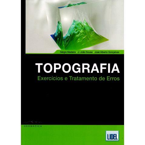 topografia-exercicios-e-tratamento-de-erros-lidel-9789897521355