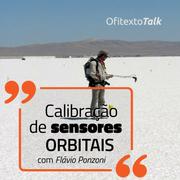 Talk Calibração de sensores orbitais