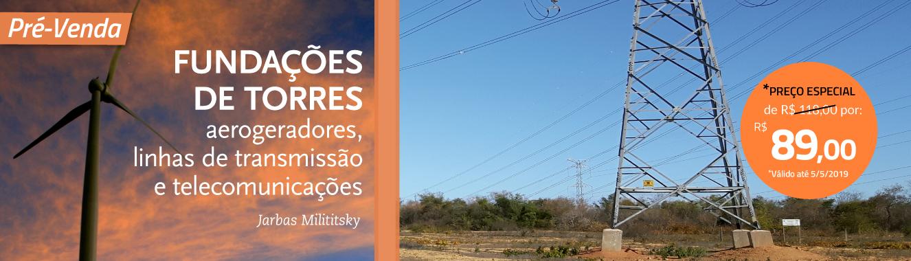 Banner Principal 4 - Fundações de torres