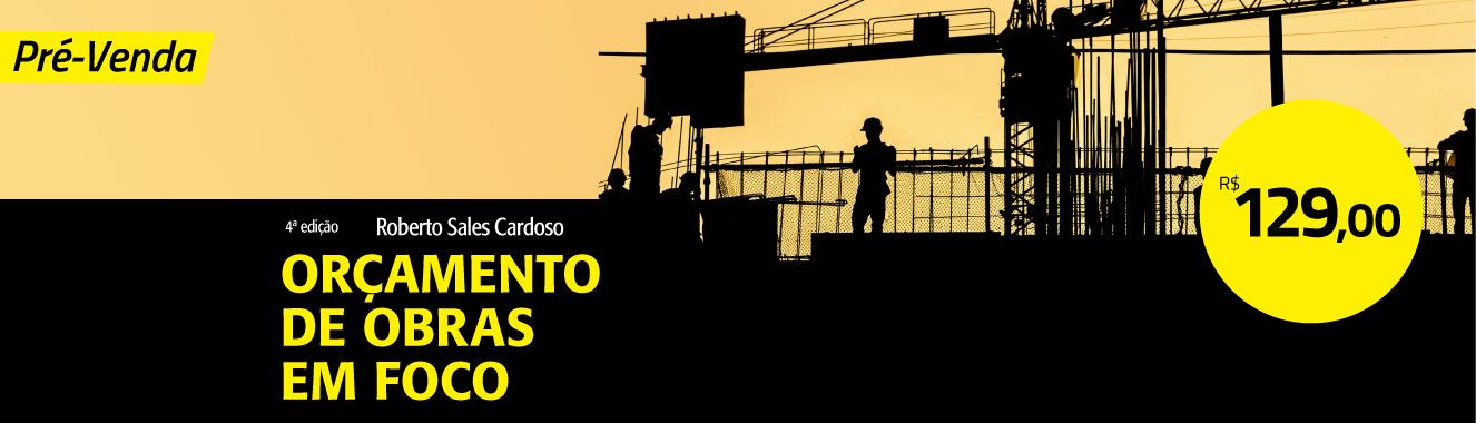 Banner Principal 5 - Pré-venda Orçamento de obras em foco