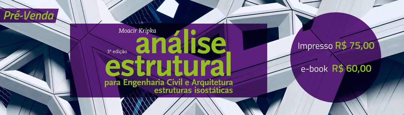 Banner Principal 4 - Pré-venda Análise estrutural