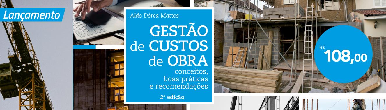 Banner Principal 5 - Gestão de custos de obra - 2ª ed.