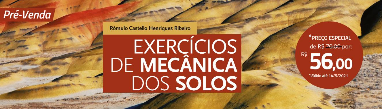 Banner Principal 3 - Exercícios de mecânica dos solos